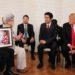 安倍総理はトランプ大統領と共に、拉致被害者御家族と面会しました