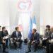 安倍総理はG7ビアリッツ・サミット等に出席しました(1日目)