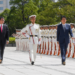 安倍総理は第53回自衛隊高級幹部会同に出席し訓示を行いました