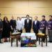 安倍総理は海底探査技術の国際競技大会受賞者等による表敬を受けました