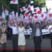 【海外の反応】感激!日本人がエルサレムで行進する姿にユダヤ人が涙!